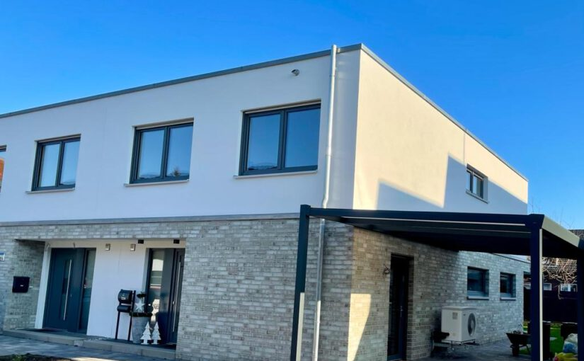 Doppelhaus 2019